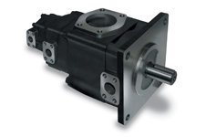Triple Vane Pump