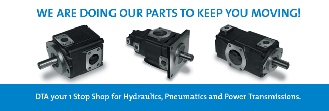 Hydraulic Motors | Parts and Components | DTA Hydraulics