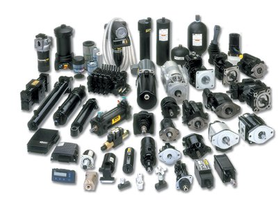 Hydraulic Parts and Hydraulic Components by Parker Hannifin Distributor Hydraulics